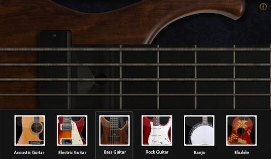 Guitar Star BlackBerry PlayBook