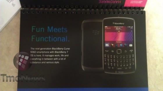 T-Mobile Curve 9360 Promo