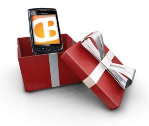 CrackBerry BlackBerry Christmas Gift