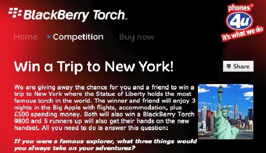 Phones 4 U Trip to NYC