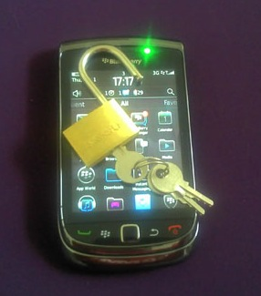 Unlock BlackBerry