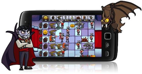 Vampire Hunter BlackBerry