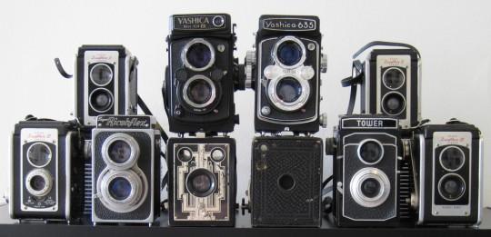 Vintage Cameras PixTrix