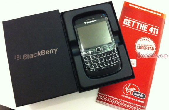 Virgin Mobile Bold 9790