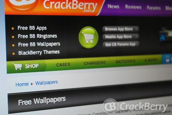 CrackBerry Wallpaper Wednesday