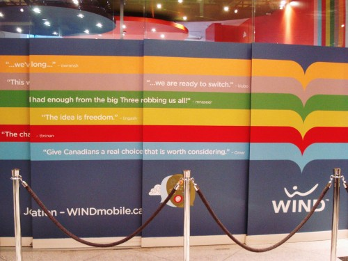 WIND Mobile Launch