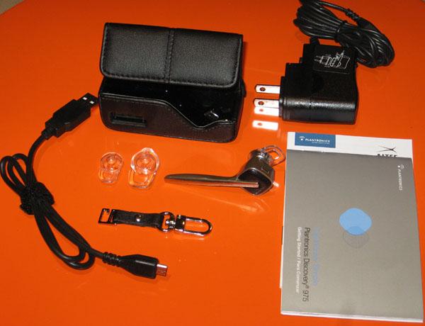 Review: Plantronics Discovery 975 Bluetooth Headset | CrackBerry.com