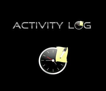 Activity Log Logo
