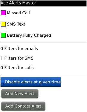 Alerts Master