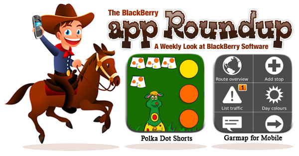 BlackBerry App Roundup March 4th