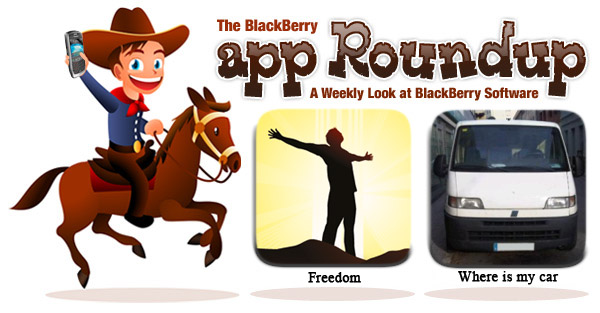 BlackBerry App Roundup Dec 10