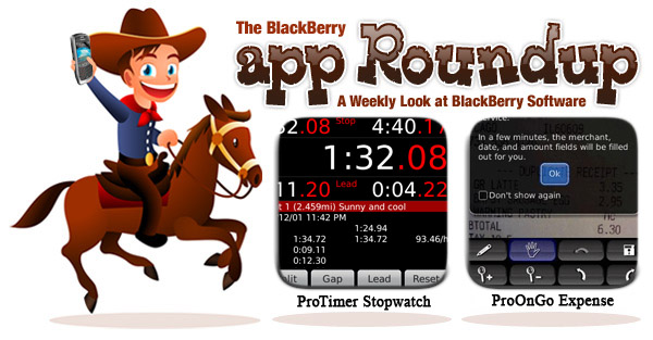 BlackBerry App Roundup Dec17