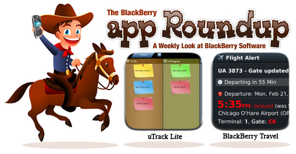 BlackBerry App Roundup Feb 18