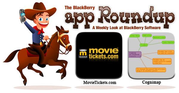 BlackBerry App RoundUp Feb 25th