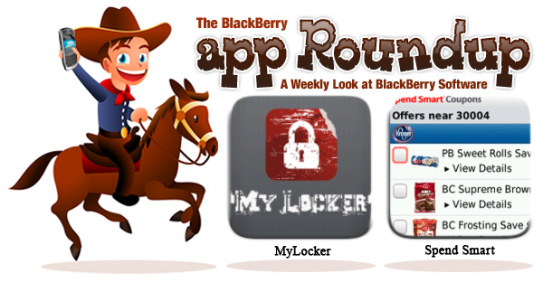BlackBerry App Roundup Jan 14