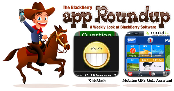 BlackBerry app round up Jan 28