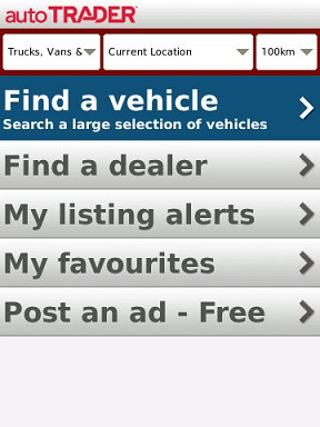 Autotrader Find Used Cars