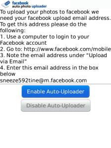 Auto Uploader