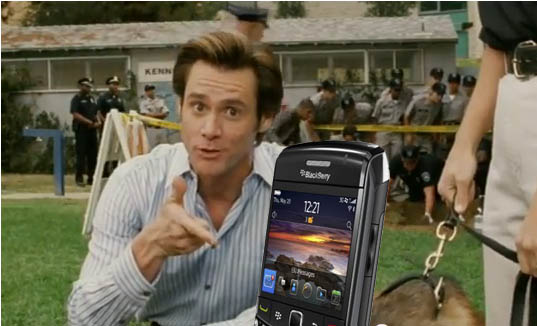BlackBerry Reporter
