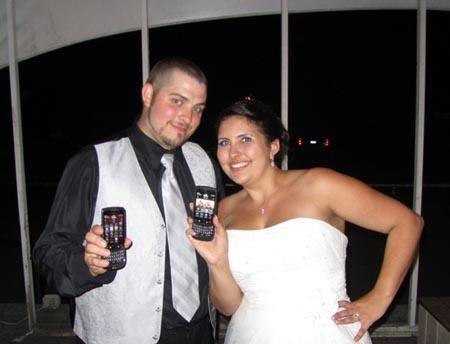 BlackBerry Wedding Apps