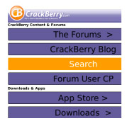 CrackBerry Launcher