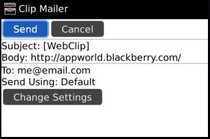 clip mailer