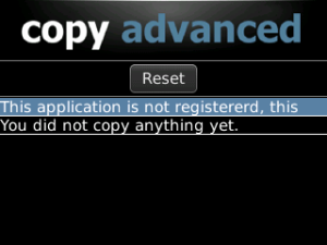Copy Advanced