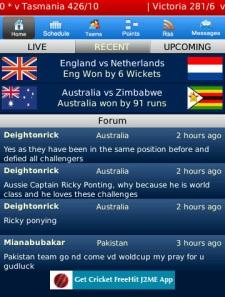 CricketCalling