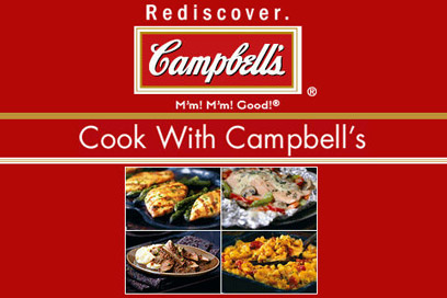 Cook with Campbell`s