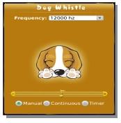 Dog Whistle Training