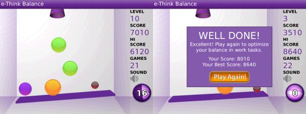 e-think balance