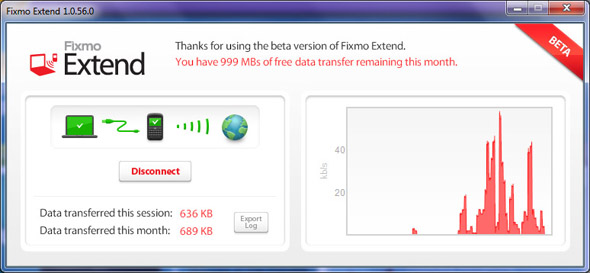 Fixmo Extend Usage