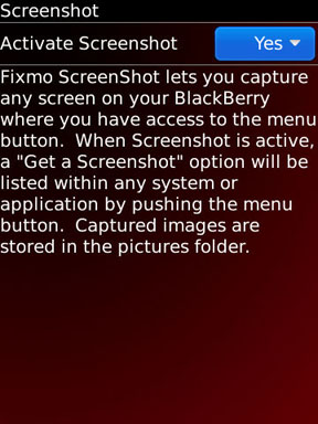 Fixmo Screenshot