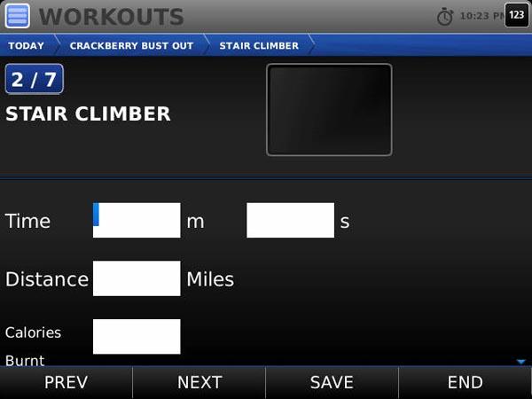 Gym Technik record results