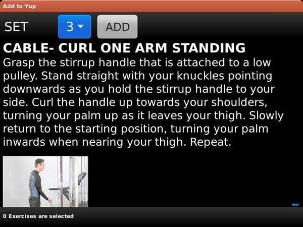 Gym Technik Description