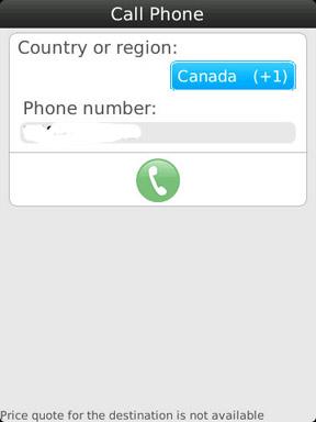 IM+ Talk phone