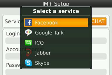 IM+ Select Service