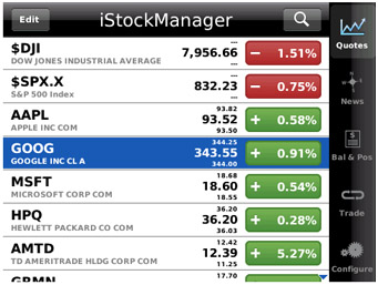 iStockManager