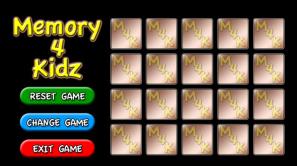 Memory4Kidz