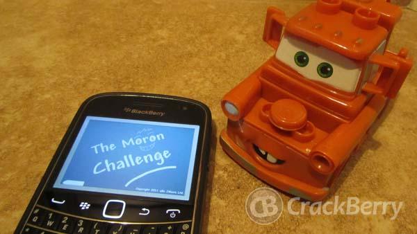 The Moron Challenge