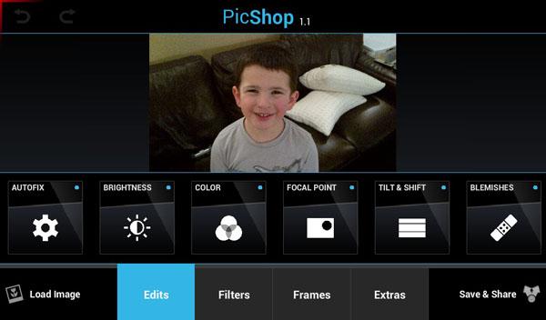 PicShop Edits