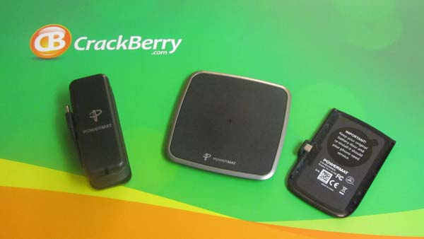 Powermat Wireless Charging System