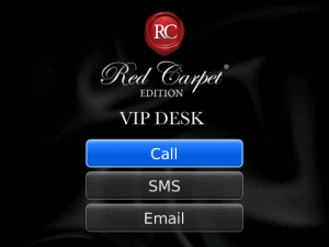 Red Carpet VIP Desk