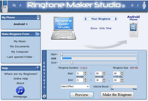 Ringtone Maker Studio