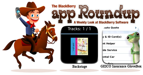 BlackBerry App Roundup Dec 3