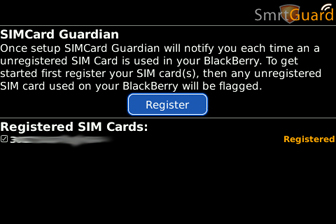 SmrtGuard SIMCard Guardian