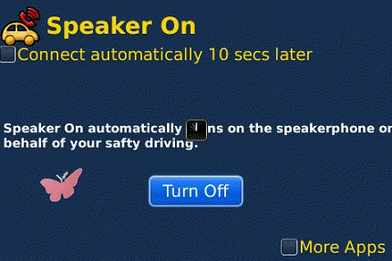 Speaker On