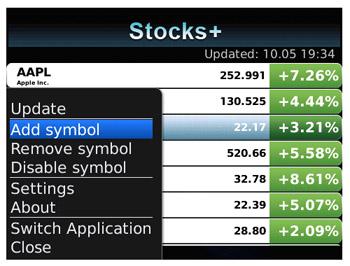 Stocks+