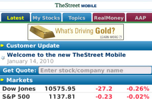 TheStreet Mobile