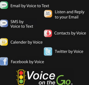 voice on the go